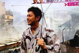 榎並大二郎のお風呂でエクササイズが超エロい !!