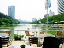カナルカフェ - CANAL CAFE