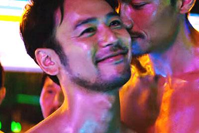 映画「怒り」でゲイ役を演じるブッキーこと妻夫木聡